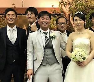 新松戸の忘年会・守谷スタッフの結婚式